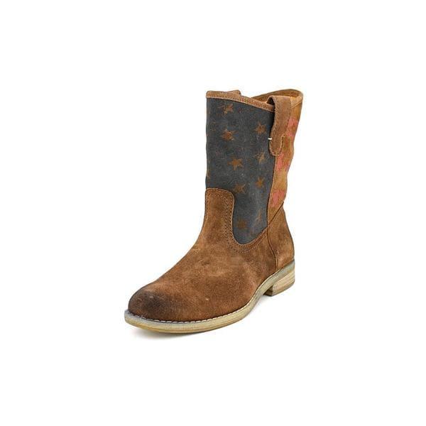 Ralph Lauren Women's 'Ayla' Regular Suede Boots (Size 6.5 )