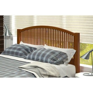 Donco Kids Solid Pine Mission Headboard