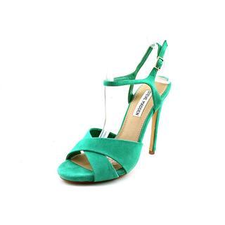 Steve Madden Women's 'Makemee' Regular Suede Dress Shoes