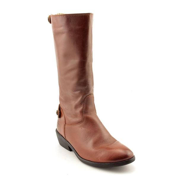 Frye Women's 'Melissa Button Back Zip' Leather Boots (Size 7 )