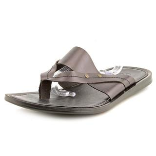 Steve Madden Men's 'Reecon' Leather Sandals (Size 7 )
