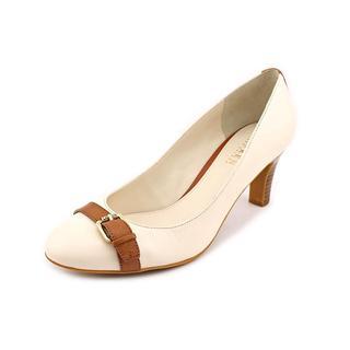 Lauren Ralph Lauren Women's 'Saffron' Leather Dress Shoes (Size 10 )
