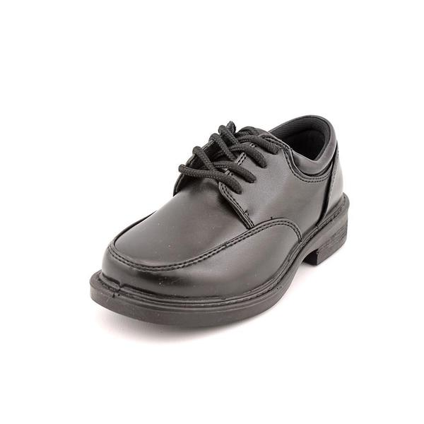 French Toast Boy (Toddler) 'Mitch' Faux Leather Dress Shoes (Size 10 )