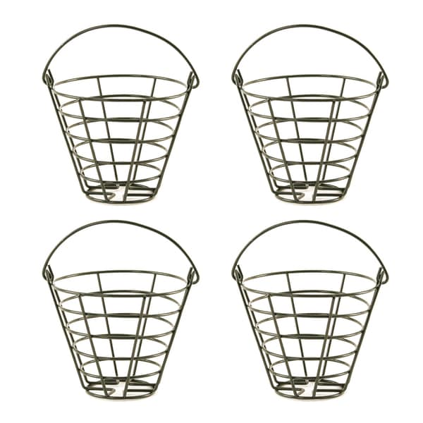 Wald Imports Metal Golf Bucket Set Of  Free Shipping On Orders