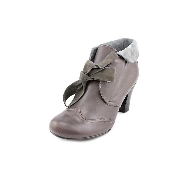 Hush Puppies Women's 'Lonna Shootie' Leather Boots (Size 9.5 )