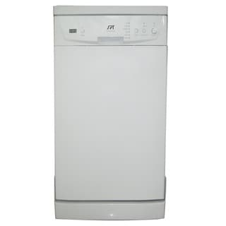 SPT SD-9241W White 18-Inch Portable Dishwasher with Energy Star