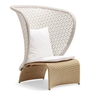 Exotica Beige High Back Single Sofa