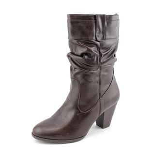 White Mountain Women's 'Rondo' Synthetic Boots (Size 10 )