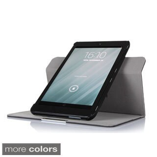 GearIT 360 Spinner Folio Rotating Case Cover for Dell Venue 8 Android Tablet