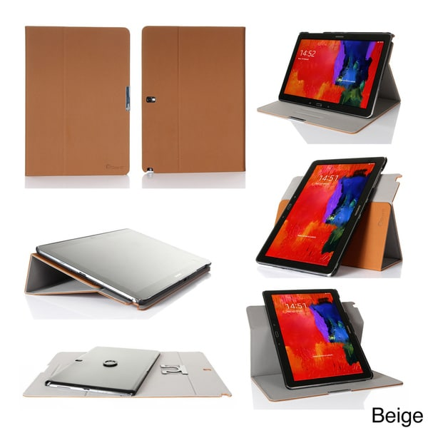 GearIt 360 Spinner Folio Rotating Case Cover for Samsung Galaxy Note Pro / Tab Pro 12.2 SM-T9000