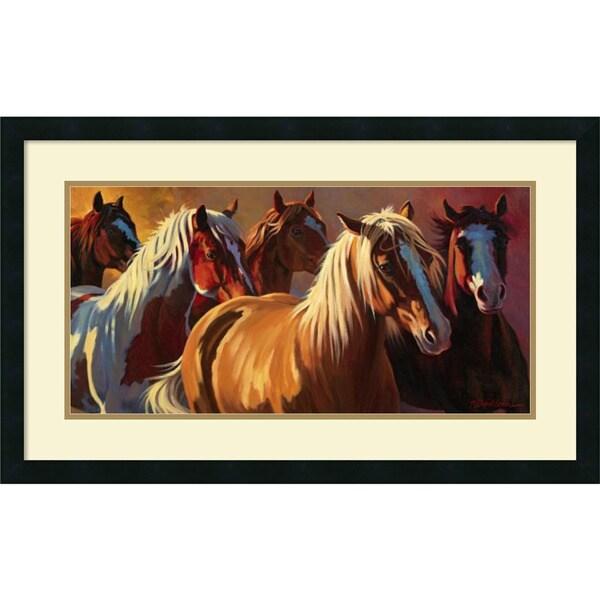 Nancy Davidson 'Unbroken' Framed Art Print 31 x 19-inch