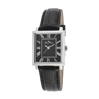 Lucien Piccard Women's Bianco LP-10502-01 Black Watch