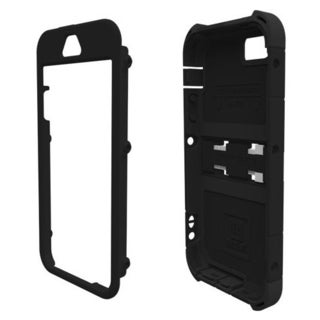 Trident Kraken AMS Carrying Case for iPhone - Black, Brown