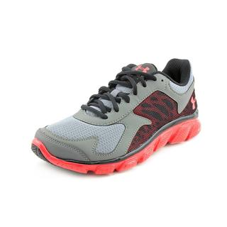 Under Armour Boy (Youth) 'BGS Micro G Skulpt' Fabric Athletic Shoe