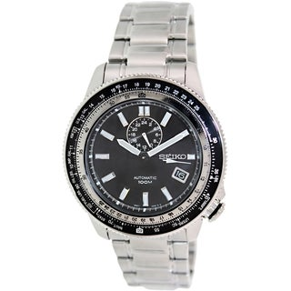 Seiko Men's Superior SSA003K Stainless Steel Automatic Watch