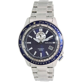 Seiko Men's Superior SSA001K Stainless Steel Automatic Watch