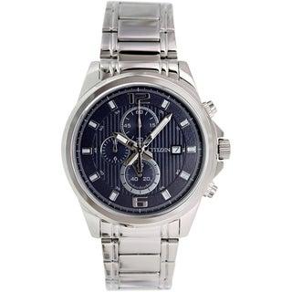 Citizen Men's AN3550-55L Stainless Steel Quartz Watch