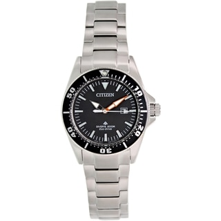 Citizen Women's Eco-Drive EP6040-53E Stainless Steel Eco-Drive Watch