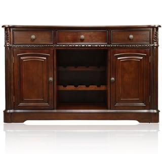 Furniture of America Harper Cherry Formal Dining Server