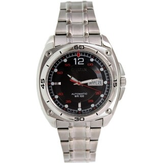 Citizen Men's NH7470-52E Stainless Steel Automatic Watch