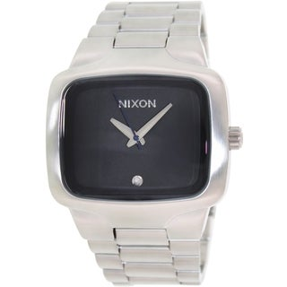 Nixon Men's Big Player A487000 Stainless Steel Quartz Watch
