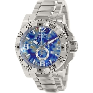 Invicta Men's Excursion 15974 Stainless Steel Swiss Chronograph Watch