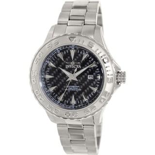 Invicta Men's Pro Diver 12554 Stainless Steel Quartz Watch
