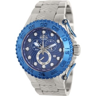 Invicta Men's Pro Diver 12943 Stainless Steel Swiss Chronograph Watch