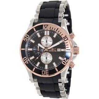 Invicta Men's Sea Spider 13666 Twotone Plastic Quartz Watch