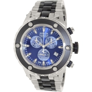 Invicta Men's Subaqua 80516 Two-tone Stainless Steel Swiss Chronograph Watch
