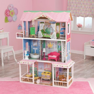 KidKraft Sweet Savannah Dollhouse Overstock Shopping