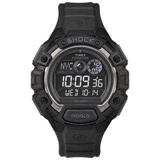 Timex Men's T499709J Expedition Global Shock Black Watch