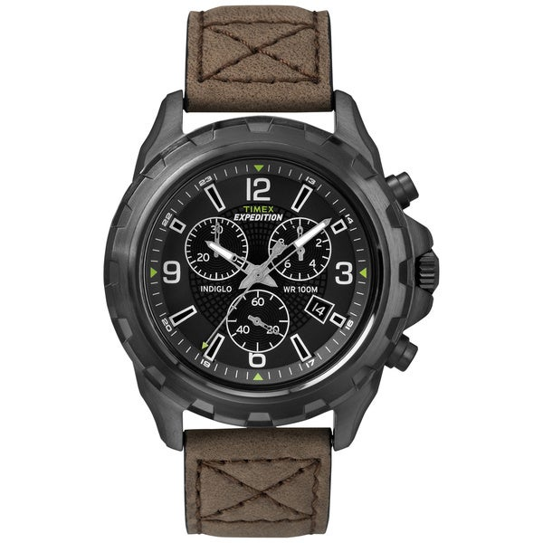Timex Men's T499869J Expedition Rugged Chronograph Watch