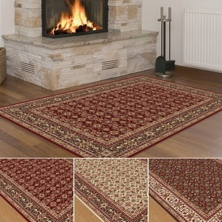 Soho 4820 Transitional Area Rug (8'9 x 12'3)