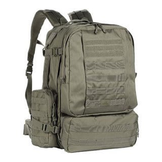 Red Rock Outdoor Gear Diplomat Backpack Olive Drab