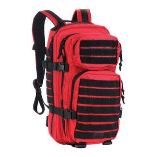 Red Rock Outdoor Gear Rebel Assault Pack Red/Black