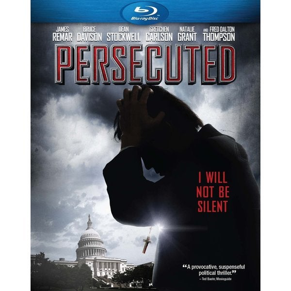 Persecuted (Blu-ray Disc) 13691206