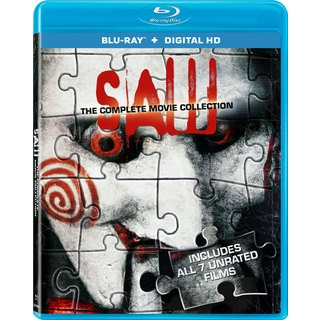 Saw: The Complete Movie Collection (Blu-ray Disc)