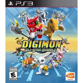 PS3 - Digimon All-Star Rumble