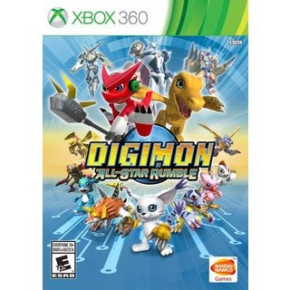 Xbox 360 - Digimon All-Star Rumble