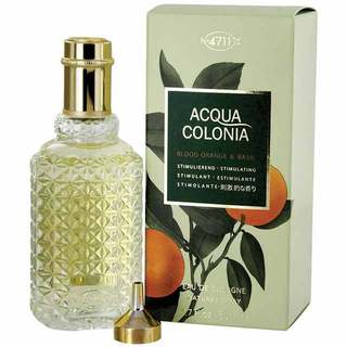 Acqua Colonia 4711 Blood Orange/Basil Women's 1.7-ounce Eau de Cologne Spray