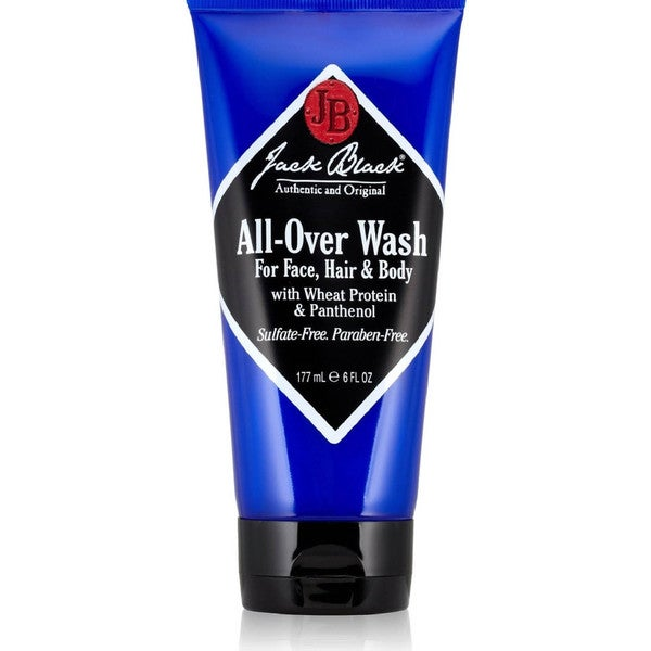 Jack Black All-Over 6-ounce Triple-duty Wash