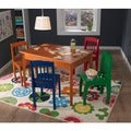 KidKraft 5-piece Euro Honey Table and Chair Set