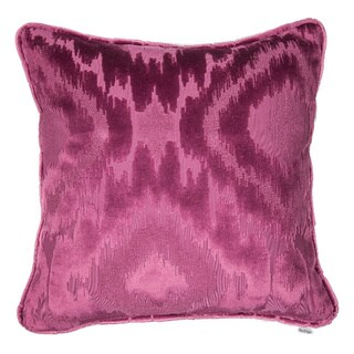 Fierce Fuschia Decorative Throw Pillow