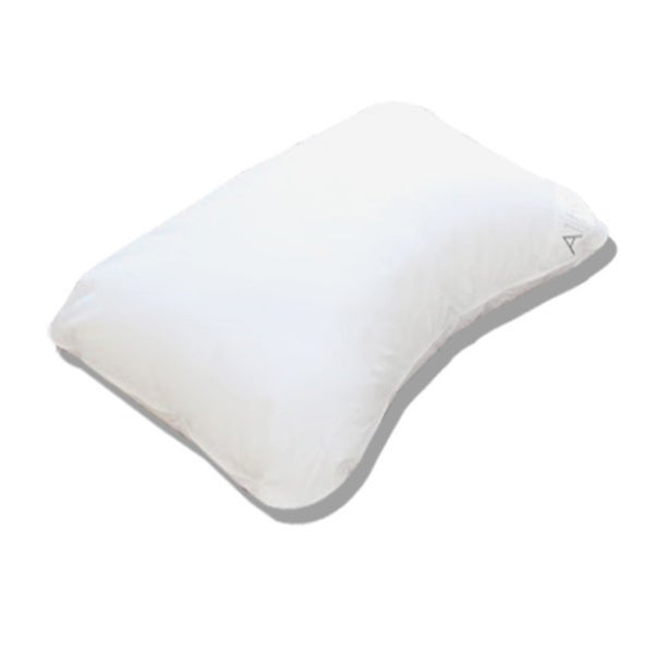 Microfiber Contour Jumbo-size Cotton Pillows (Set of 2)