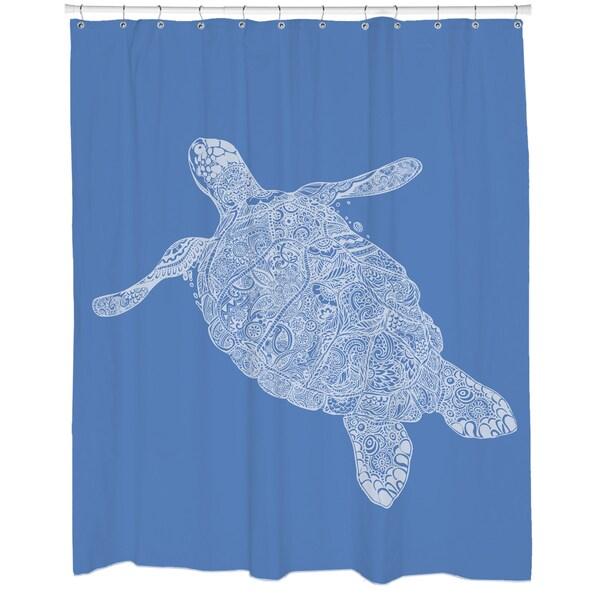 elegant turtle shower curtain 16470688 overstock com nickelodeon teenage mutant ninja turtles decor