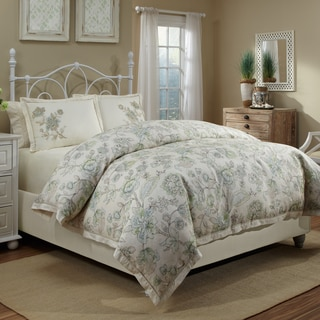 Veratex Jardin 3-piece Duvet Cover Set