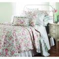 Allison Cotton 3-piece Quilt Set