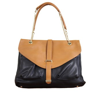 Lithyc 'Nola' Vegan Leather Shoulder Bag