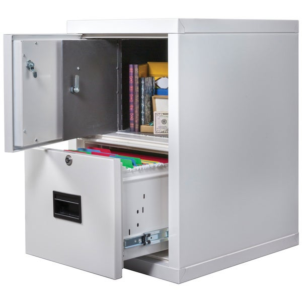 FireKing Turtle Fireproof File Cabinet/ Safe - 16470697 - Overstock.com Shopping - The Best ...